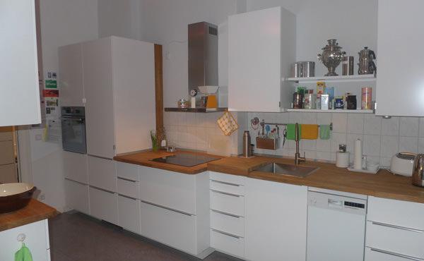 küchen planen, montieren & aufbauen - handwerker-service berlin ... - Küche Montage