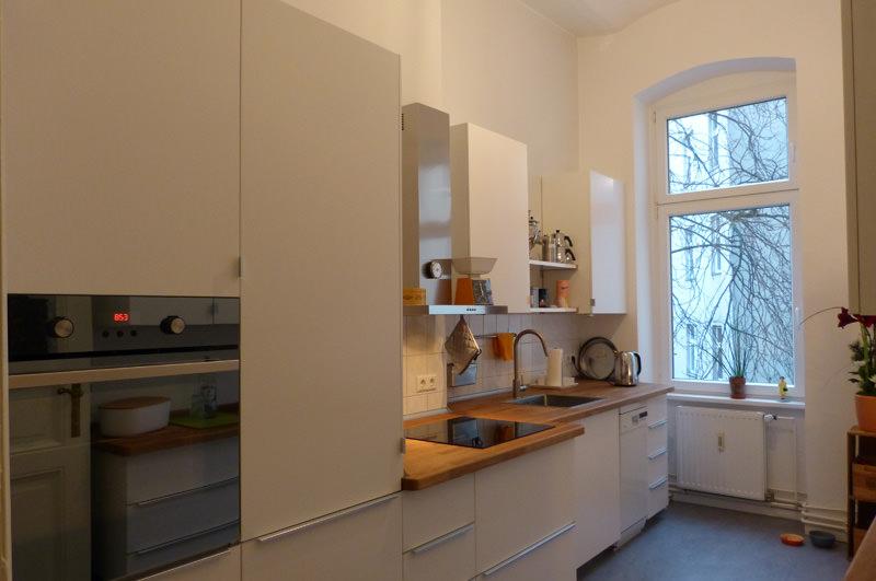 Küchen - Handwerker-Service Berlin hands to help
